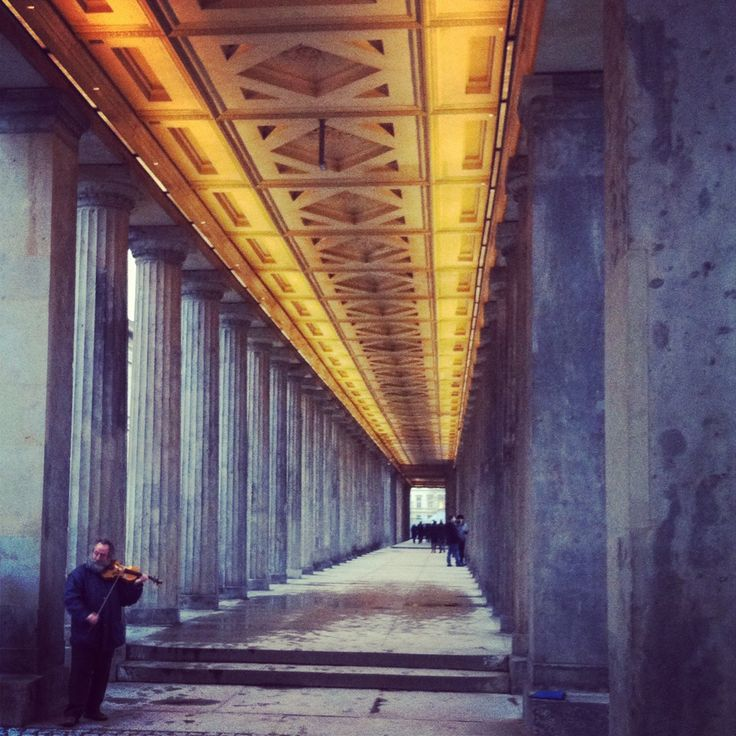 Old National Gallery, Berlin