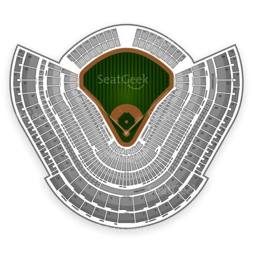 Los Angeles Dodgers - Dodger Stadium