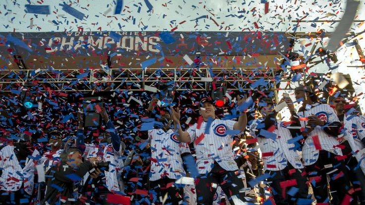 Cubs earn 2016 Organization of the Year honors by Baseball America