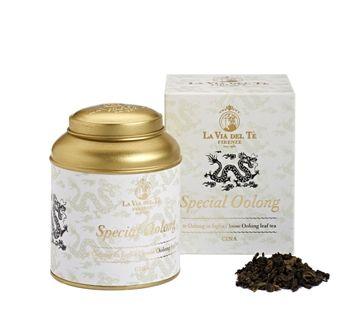 Oolong, Black Dragon tea.   #laviadelte #tea