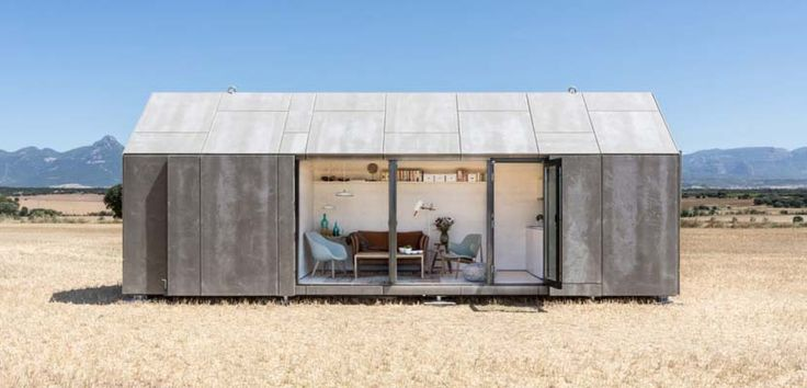 Una casa portátil para vivir en cualquier parte - http://www.decoora.com/una-casa-portatil-para-vivir-en-cualquier-parte.html