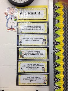 Ok this Science teacher has her own Elementary Science classroom....this would be unbelievable! She has all the best things...