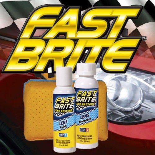 Fast Brite Lens Restore - Clean Your Headlights In Just Two Easy Steps With Fast Brite  https://www.asseenontvitems.com/fast-brite-lens-restore-headlight-cleaner/?utm_content=buffer606e1&utm_medium=social&utm_source=plus.google.com&utm_campaign=buffer The Fastest Lens Rejuvenation Kit ever! #fastbrite #asseenontv