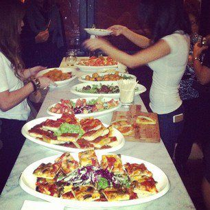 Book your next event with us at Church Aperitivo Bar! #toronto #queenwest #food