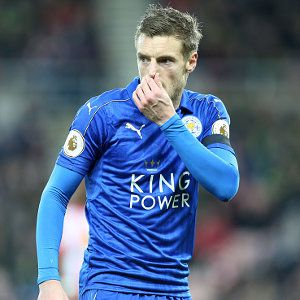 Leicester City play maker, Jamie Vardy has received a three match ban from FA ( football Associa...