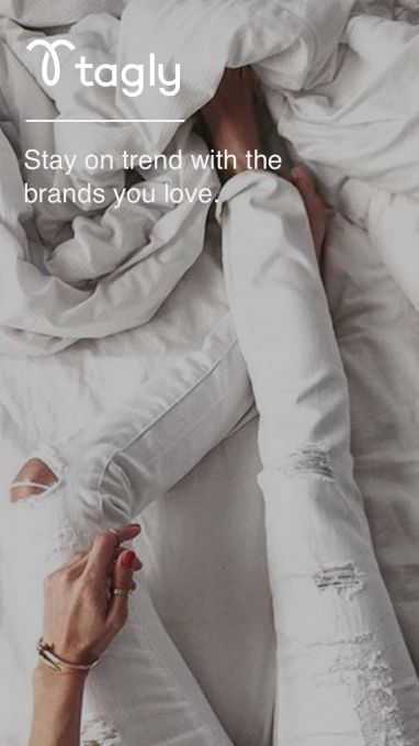 """Tagly, """"all your favorite fashion & lifestyle brands in one app."""""""