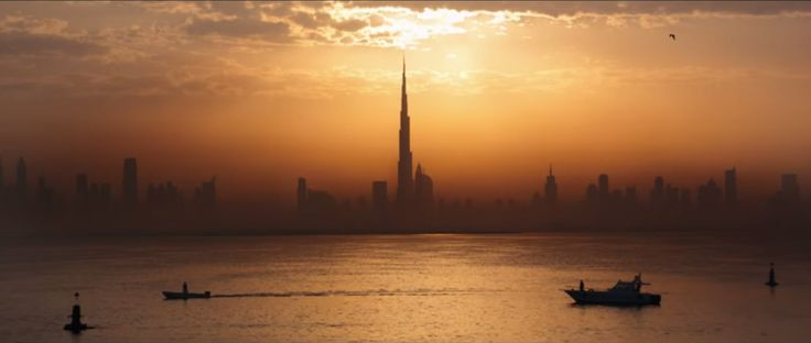 Thriving ‪, where forward is the only way the wind blows.   Couresy of: VisitDubai  www.zoomaproperties.com