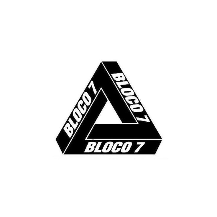 """293 curtidas, 46 comentários - Bloco 7 Oficial (@blocosete) no Instagram: """"Original 7 Arte: @svntoslvcvs #bloco7"""""""