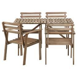 Τραπέζια και καρέκλες εξωτερικού χώρου | IKEA Ελλάδα