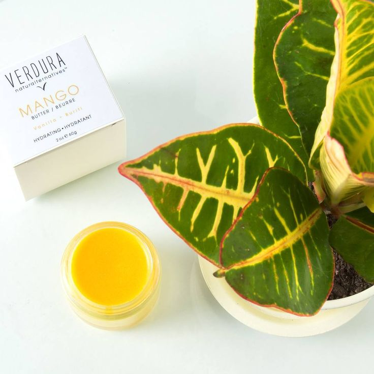 MANGO BUTTER by VERDURA naturalternatives