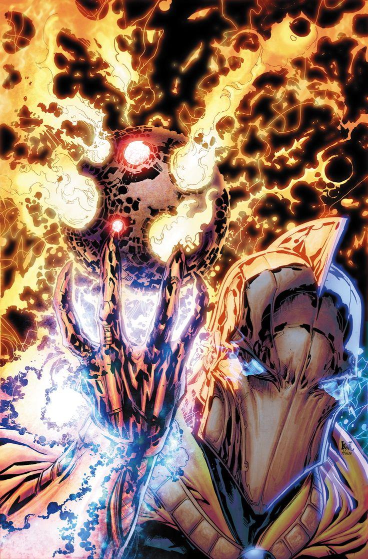 DC Comics February 2015 Solicits: THE NEW 52 Part 1   Newsarama.com
