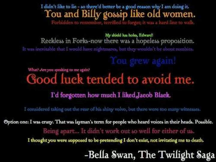 quotes from the twilight saga - photo #41