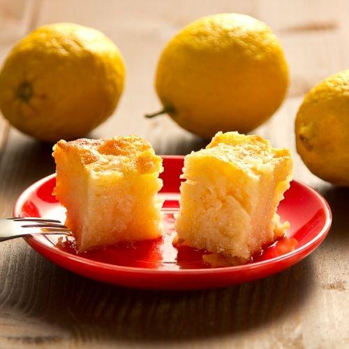 Filo Lemon pie