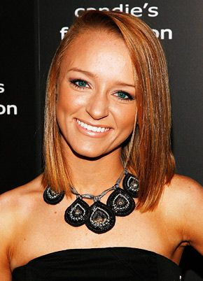 the Teen Mom Sweetheart: Maci Bookout  (TM1~ lives in Chattanooga, TN!)  ❤