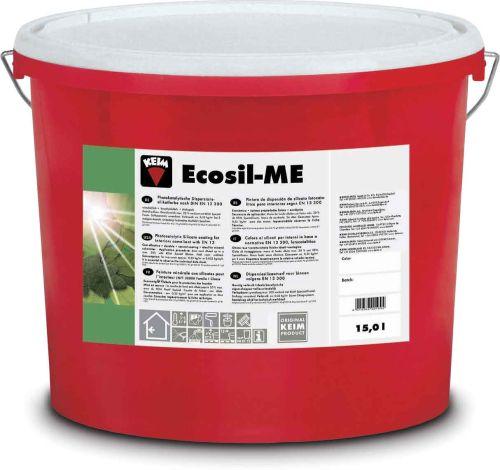 Ecosil-ME  Pittura ecologica  silicati è adatto per ogni tipo di utilizzo negli interni, riduce gas tossici in maniera naturale grazie all'azione fotocatlitica ed è quindi particolarmente adatto per l'utilizzo in abitazioni, ospedali, asili, scuole e ambienti pubblici ecc.