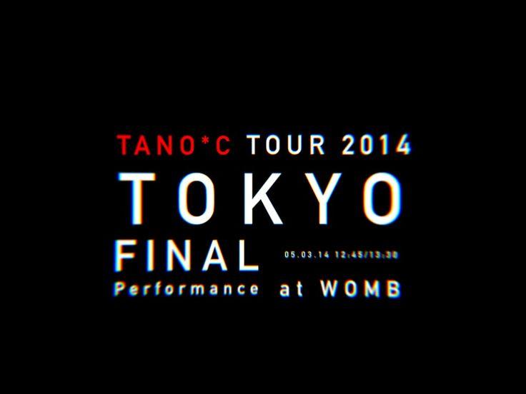 TANO*C TOUR 2014 TOKYO Jingle Movie