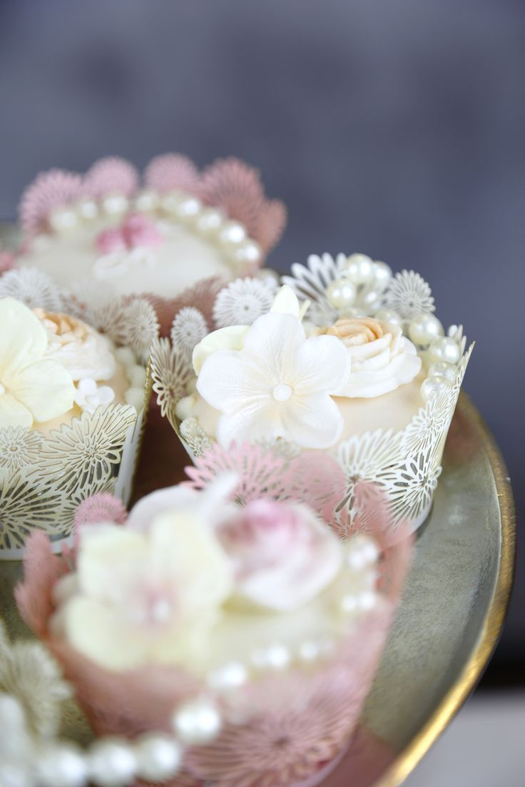 Not just the traditional cakes, but Dee makes Tiered stands holding individual cupcakes. www.CakesbyDee.co.uk