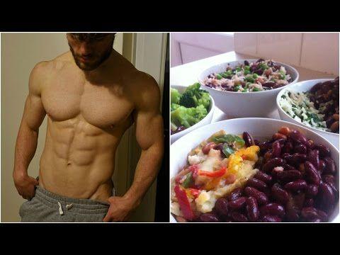 Vegan Bodybuilding Meal Prep - YouTube