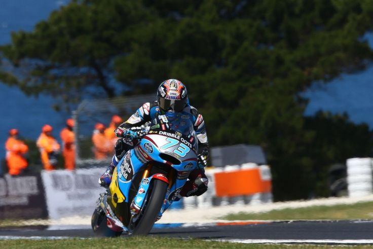 Alex Marquez, Moto2, Australian MotoGP 2015