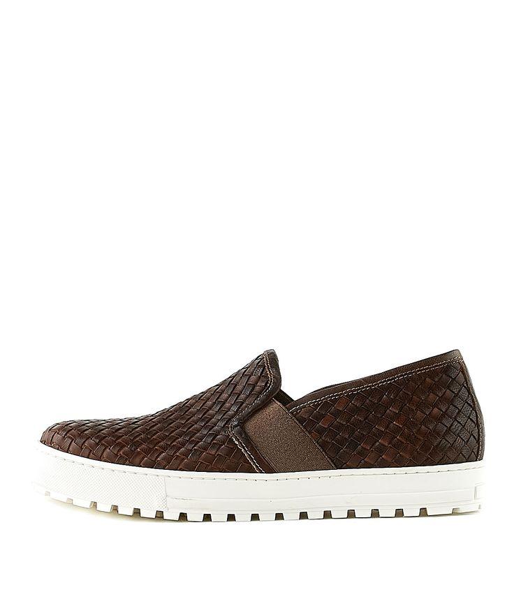 LAURA BELLARIVA | Slip-On 5000I T.MORO Women | Rossi&Co  #laurabellariva #madeinitaly #shoes #slipon #slipons #new #summer #spring #rossiundco #shopping #online #leather #italian #shoes #fashion #mode #women #damen #girlfriend