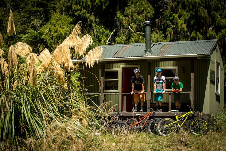 Skips Hut (Whangatawhia) Photo © Sven Martin #dochuts