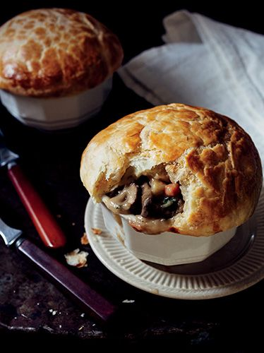 Mushroom Potpie: Does anyone have a decent gluten free ...