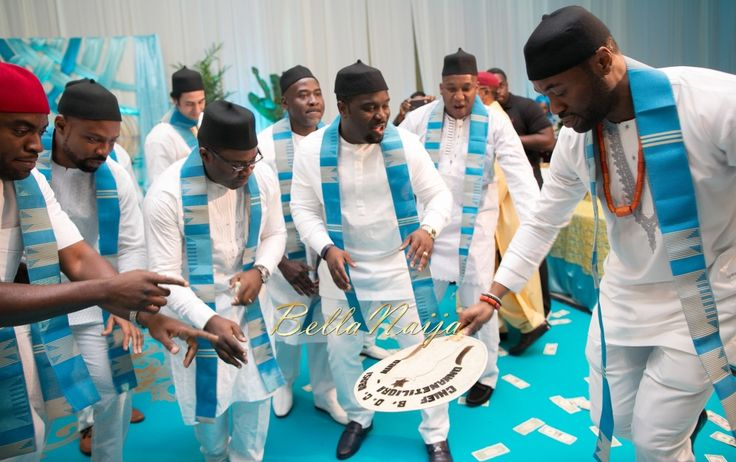 Ezinne & Uchenne - Igbo Nigerian Traditional Wedding in Texas, USA - Dure Events - BellaNaija35