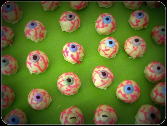 Thermomix Tarif Defterim: Bloodshot Eyeballs
