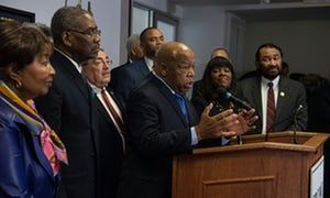 Congressional Black Caucus Refuses to Meet with President Pinocchio