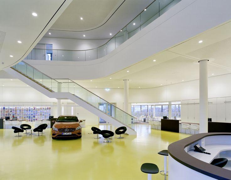 brüchner-hüttemann pasch bhp Architekten + Generalplaner GmbH , Bielefeld, © Clemens Ortmeyer