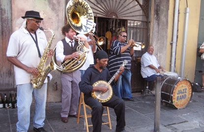 Preservation Hall Jazz Band, Life Is Good Fest 2013