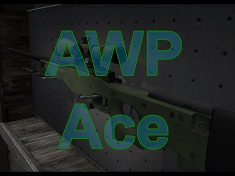 CS:GO AWP Ace and Failing to Get an Ace