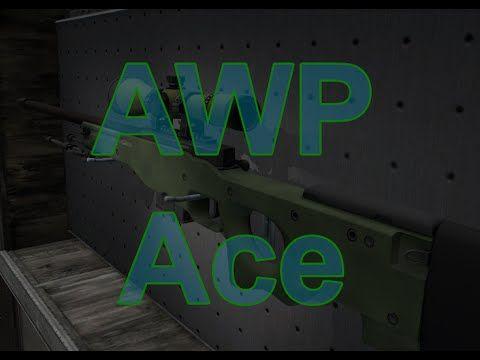 CS:GO AWP Ace and Failing to Get an Ace