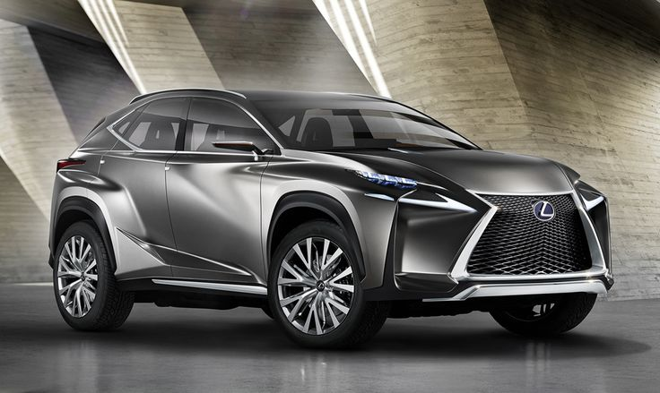 My dream car. Black Lexus NX!