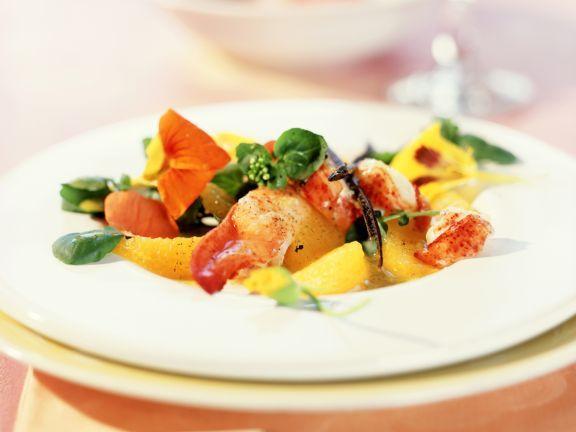 Lauwarmer Hummersalat ist ein Rezept mit frischen Zutaten aus der Kategorie Salat. Probieren Sie dieses und weitere Rezepte von EAT SMARTER!