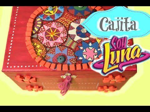 DIY- SOY LUNA. CAJITA - YouTube