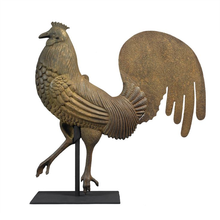 Best rooster weathervanes images on pinterest