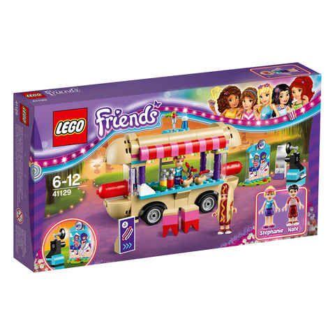 LEGO Friends Amusement Park Hot Dog Van - 41129 | Kmart