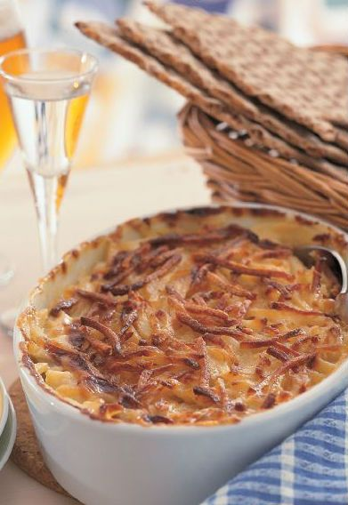 Add a taste of Sweden to your Easter brunch menu with this immensely popular Swedish dish - Jansson's temptation. Click for recipe!