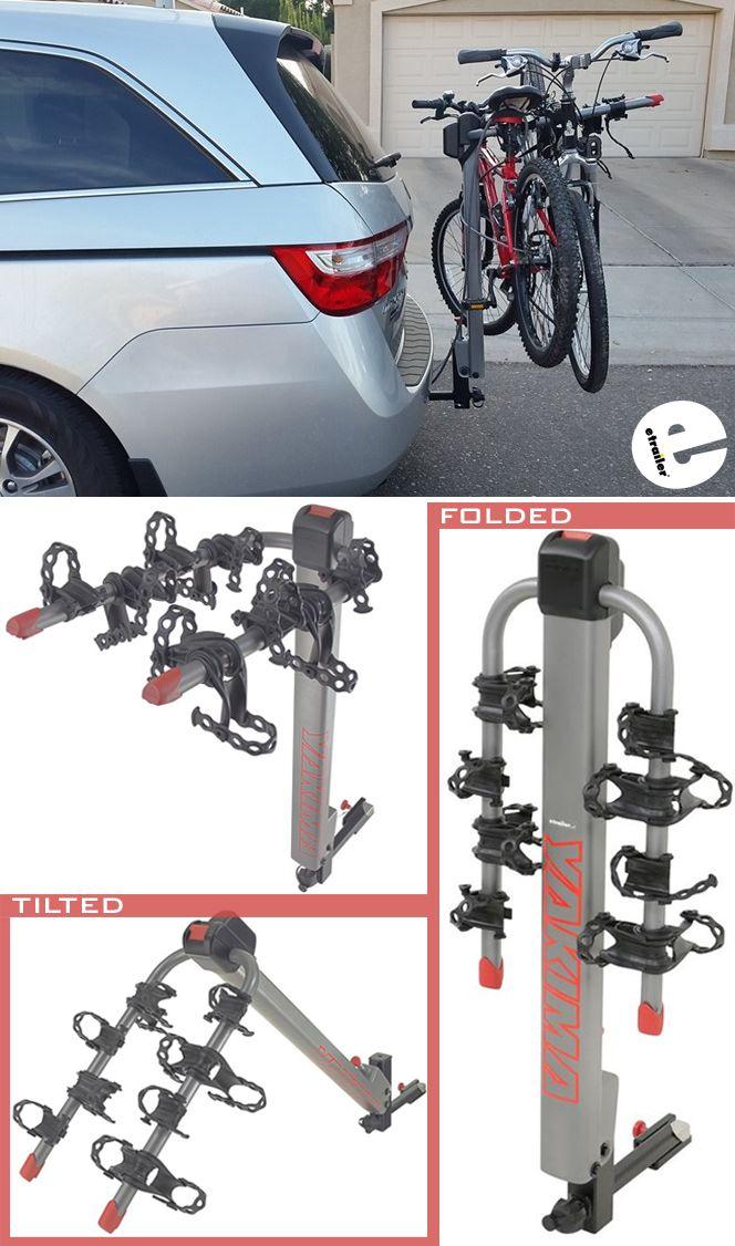 pin on bike rack carrier