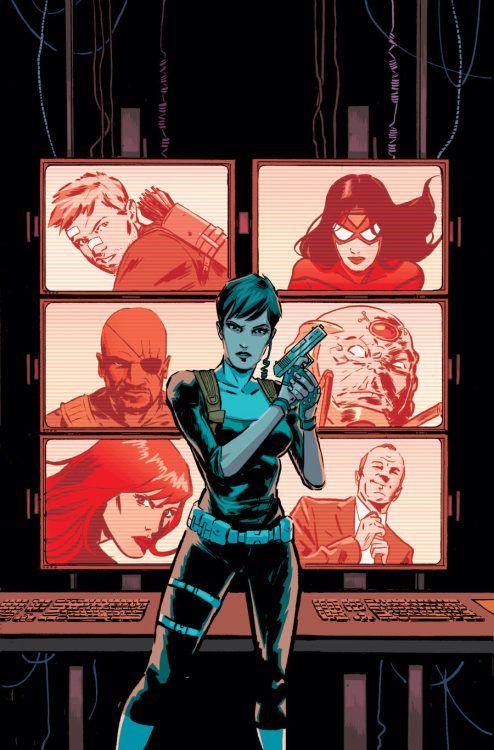 Michael Walsh - Secret Avengers