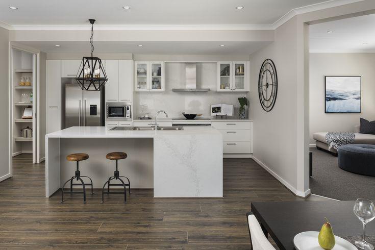Marsden 363 kitchen on display at Marriott Waters Estate, Lyndhurst.