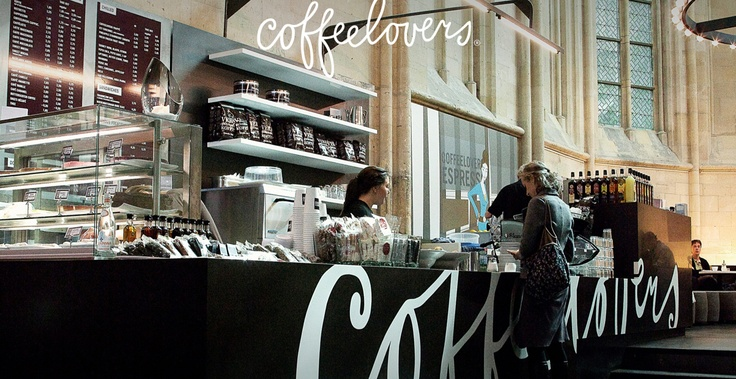 Coffe Lovers Maastricht    The coffee is delicious.  Similarly the muffins ..  highly recommended !!