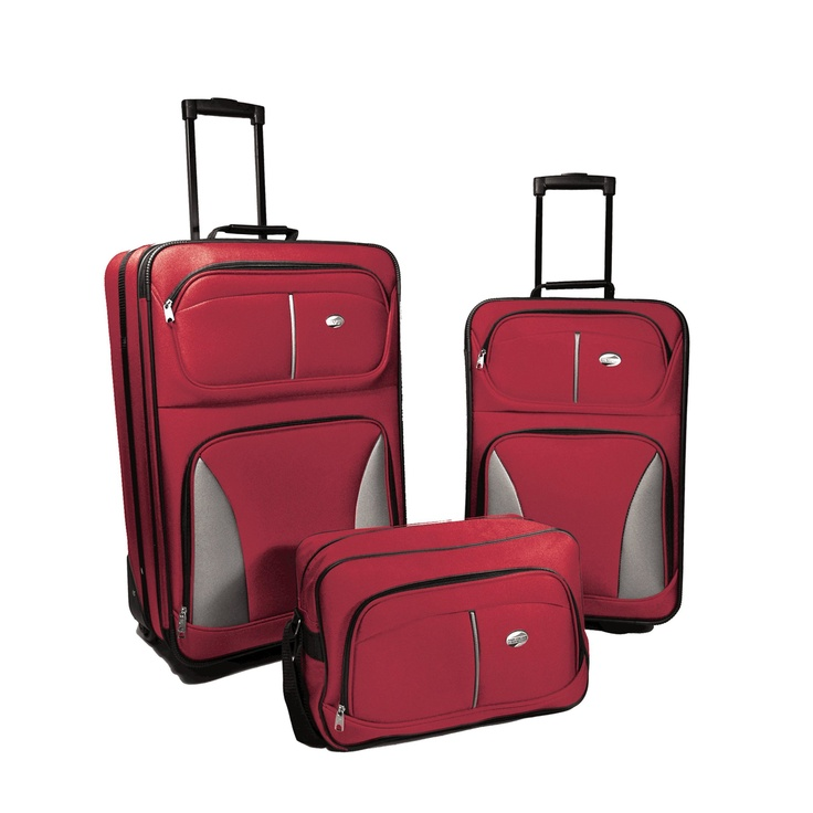 13 best Fieldbrook Fun! images on Pinterest | Luggage sets, 3 ...
