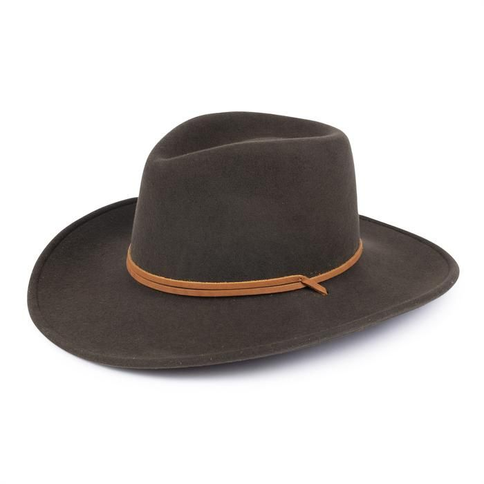 609143aa4 Lasso Outdoor Crushable Sage Green in 2019 | Stetson X Seager Co ...