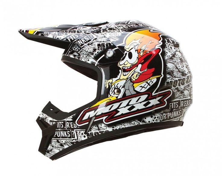 2015 O'Neal Youth Moto XXX OG Mx Dirt Bike Off-Road ATV Quad Motocross Helmet