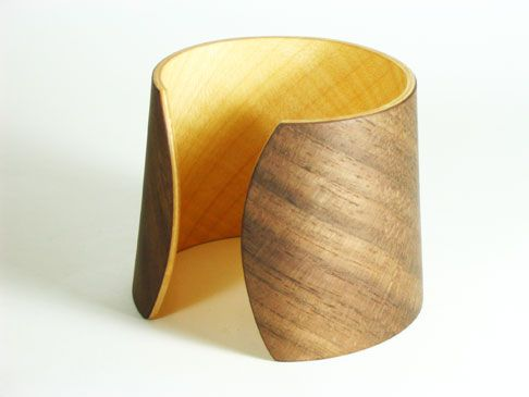 from Contexture Design, this cuff bracelet doubles as a reusable coffee cuff = brill