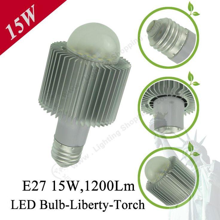 E27 Liberty Torch-Detail-11W