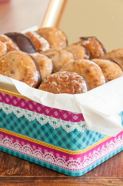 Die besten Lebkuchen der Welt - nach einem Rezept aus E