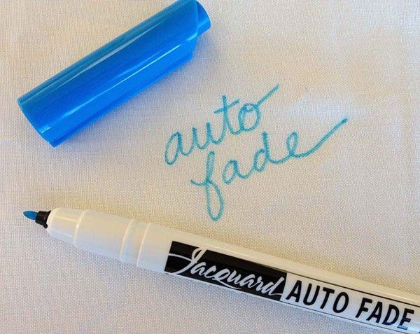 Marker Jacquard Auto Fade